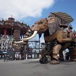 Voyage en Éléphant