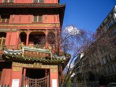 Pagoda Paris