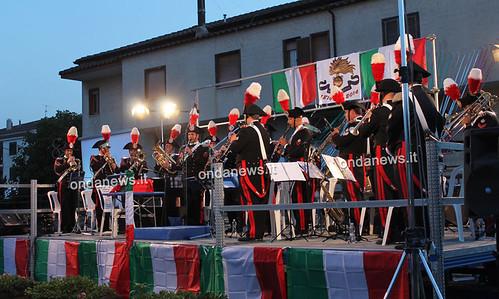 fanfara carabinieri sassano 01