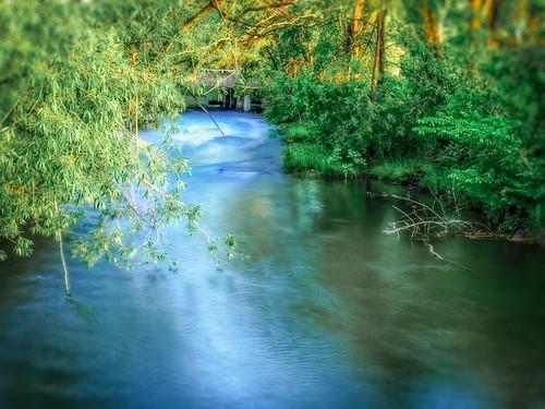 blue green water southdakota creek sunrise stream unitedstates sd rapid rapidcity rapidcreek