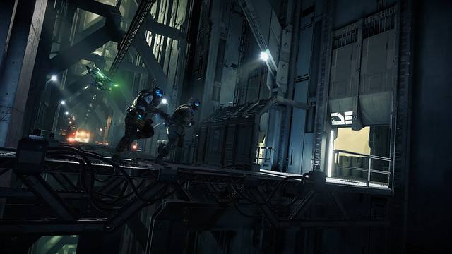 Killzone Shadow Fall on PS4