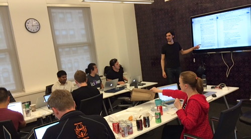 Gilt's first-ever Looker Hackathon