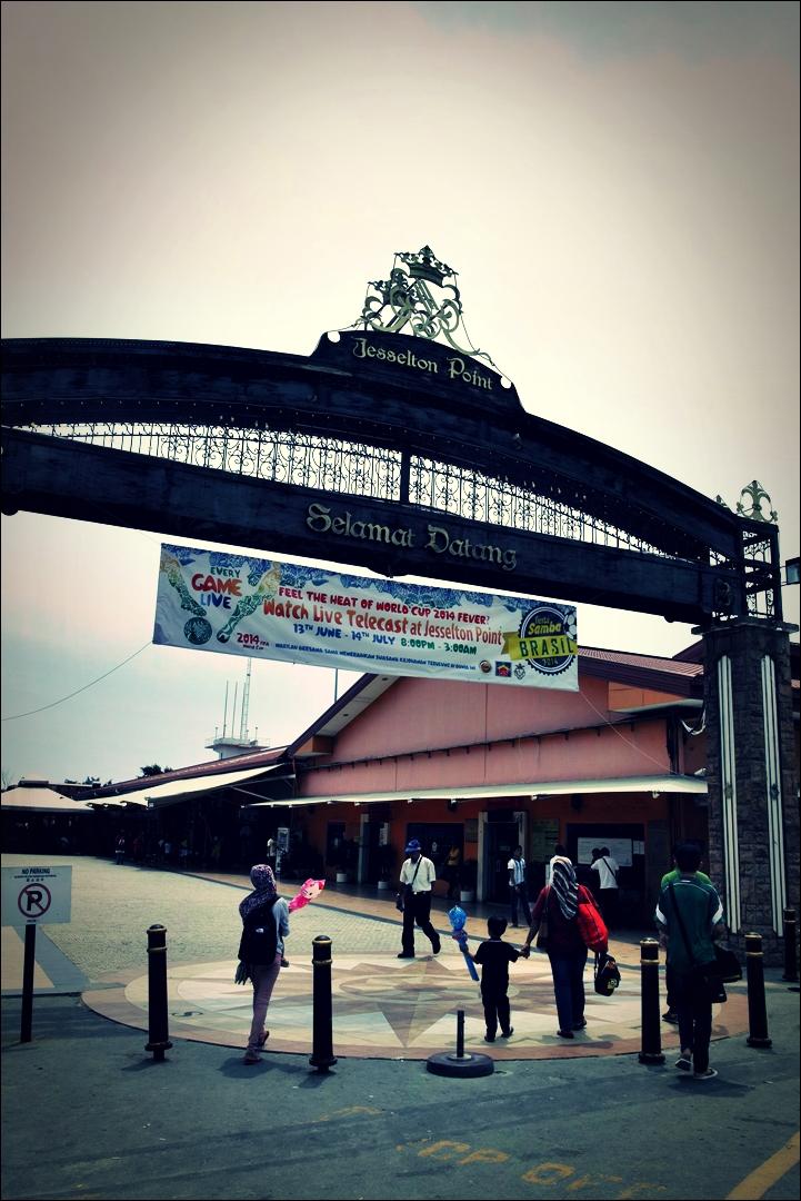 제셀턴 포인트-'코타키나발루 마누칸 섬 Manukan Island Kota Kinabalu'