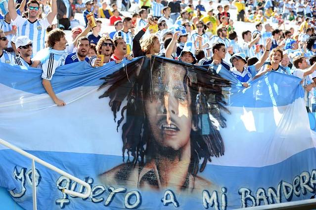 (55)BRASIL-SAO PAULO-MUNDIAL 2014-ARGENTINA VS SUIZA