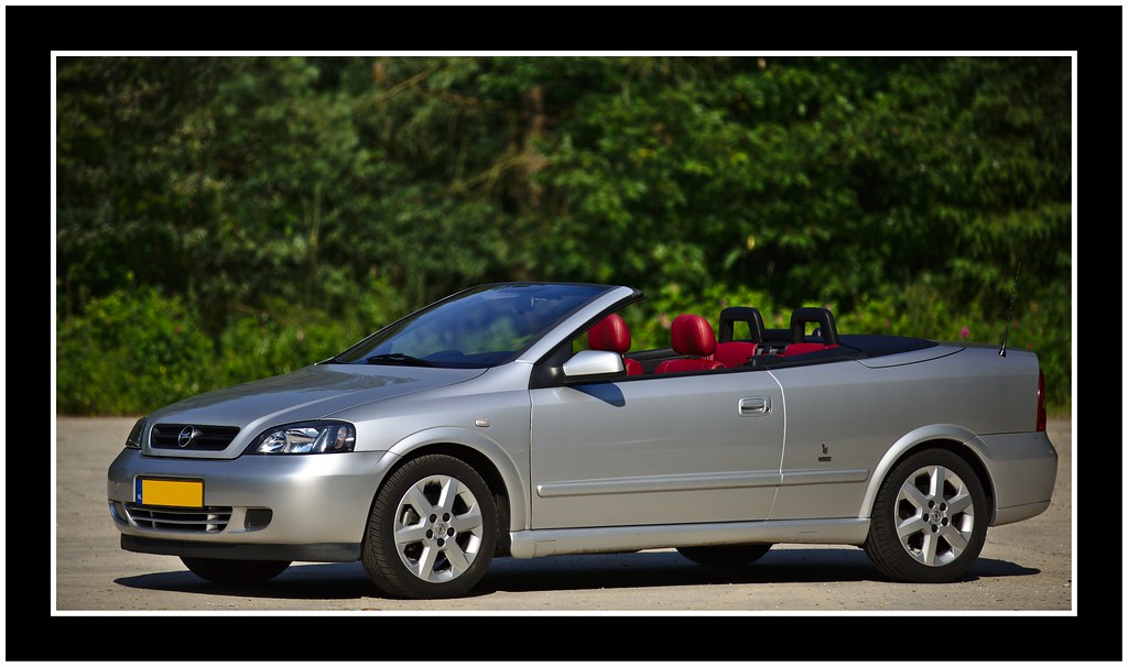 opel astra g cabrio bertone edition (2002) | an opel astra g… | flickr