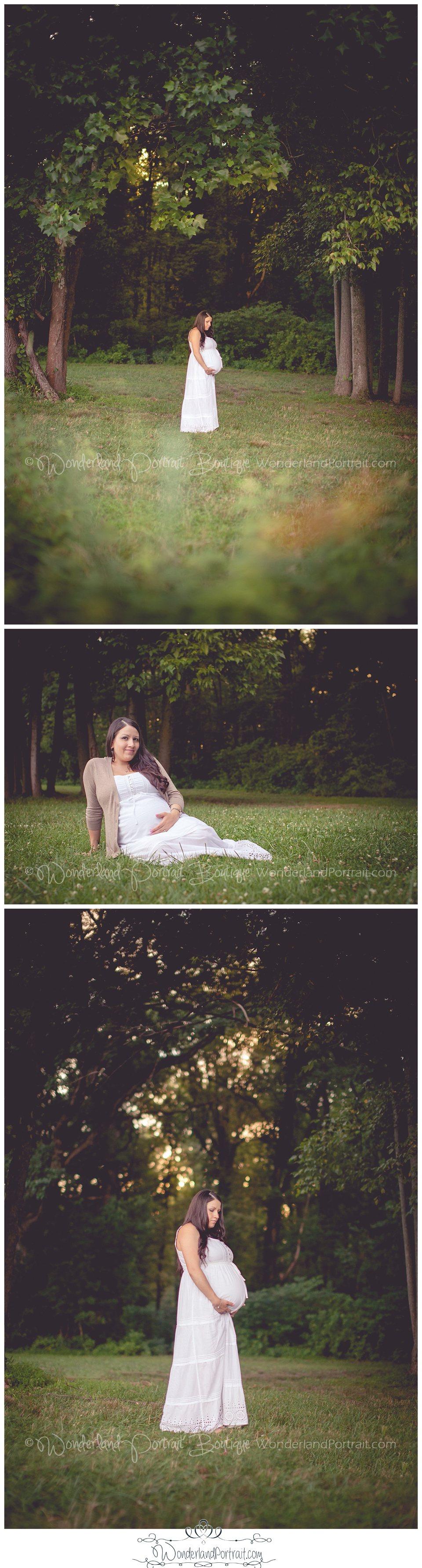 Bucks County PA Newborn & Maternity Photographer WonderlandPortrait.com