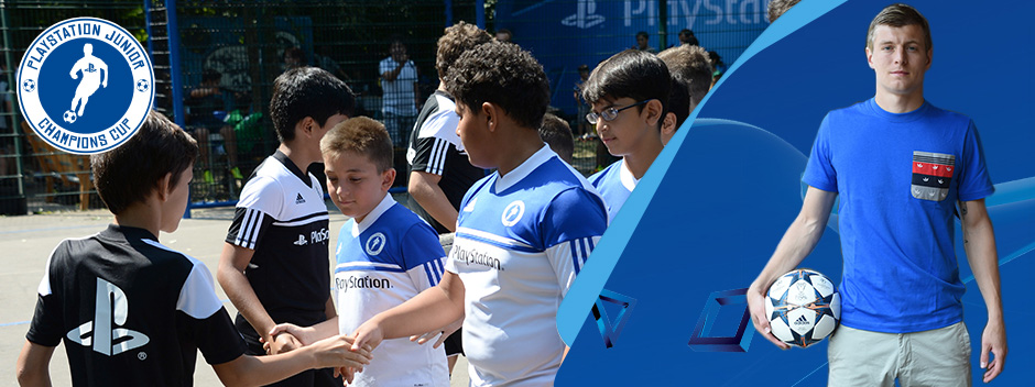 playstation junior champions cup