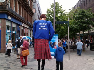Bairns not bombs