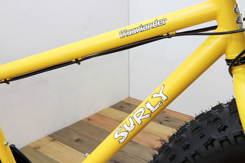 SURLY MOONLANDER CUSTOM PAINT BY SWAMP THINGS