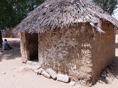 thatching, village, sand, hut, wood, cob,