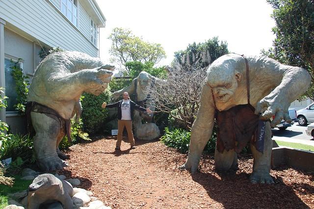 Trolls Weta Cave