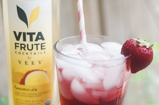 Vita Frute Cocktail - The Clueless Girl's Guide
