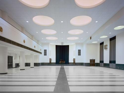CMU Great Hall - Empty