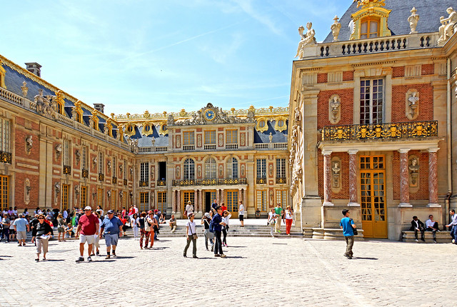 France-000422 - Palace of Versailles