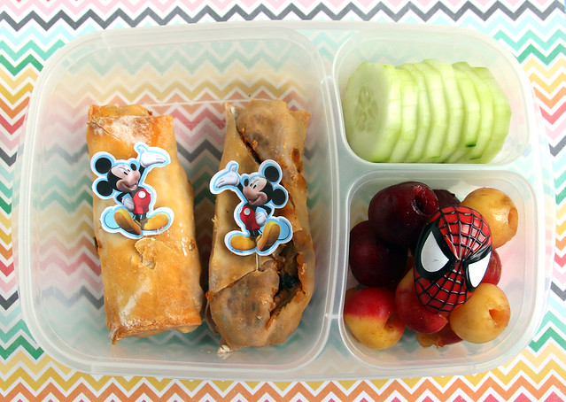 Preschooler Bento #684