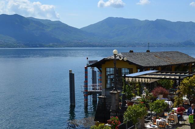 Cannero Hotel, Cannero Riviera, Lake Maggiore