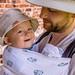 Fort Mifflin baby harness