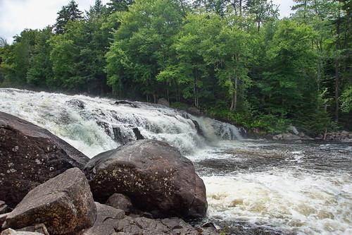 Buttermilk Falls 13 - Scope of the Falls