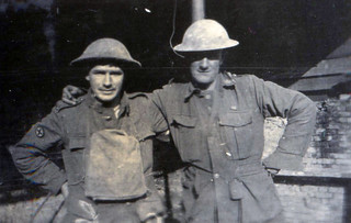 Pte Hume & Pte Kyle