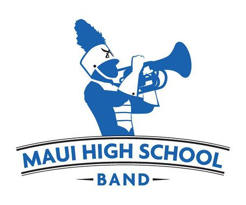 Maui High School Band courtesy of MHS Band FB