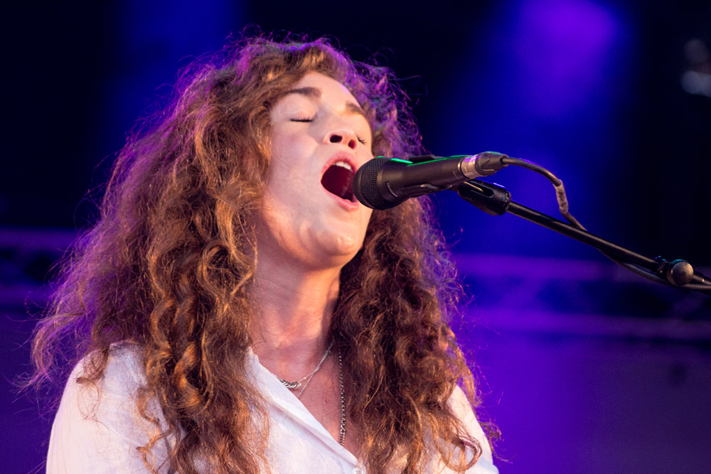 Rae Morris @ Somerset House, London 19/07/14