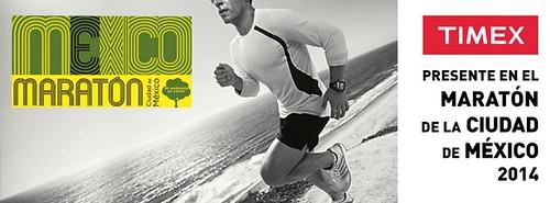 TIMEX Maratón CDMX