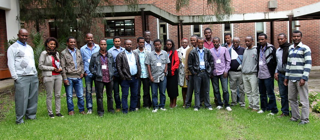 Participants of the CBBP workshop