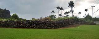 Image of Poliʻahu Heiau. hawaii kauai wailua heiau archaelogicalsite