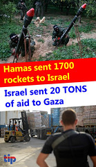 Israel Sends 20 Tons of Aid to Gaza