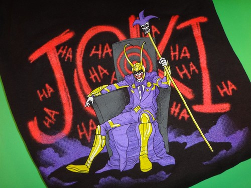 July 2014 Loot Crate: Villains Joki