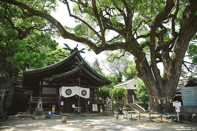 尾道 艮神社