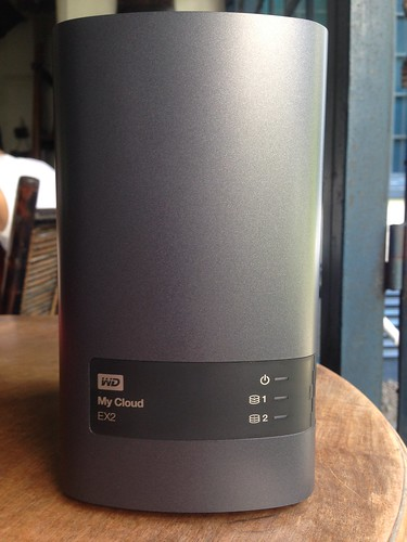 Western Digital My Cloud EX2 Hands-on Review