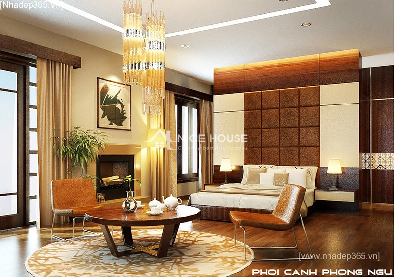 Thiết kế nội thất biệt thự Anh Sơn - Đông Anh_08