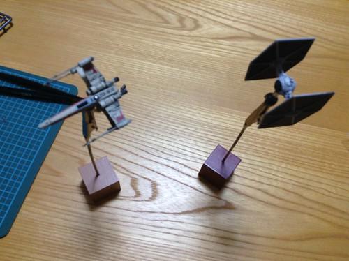X-Wing Miniatures bank