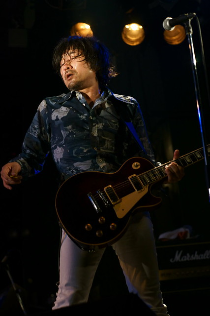 The Wells live at Rock Joint GB, Tokyo, 17 Aug 2014. 179