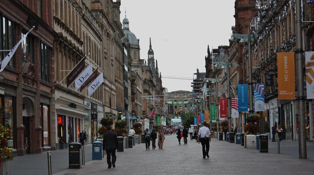 Glasgow Street II
