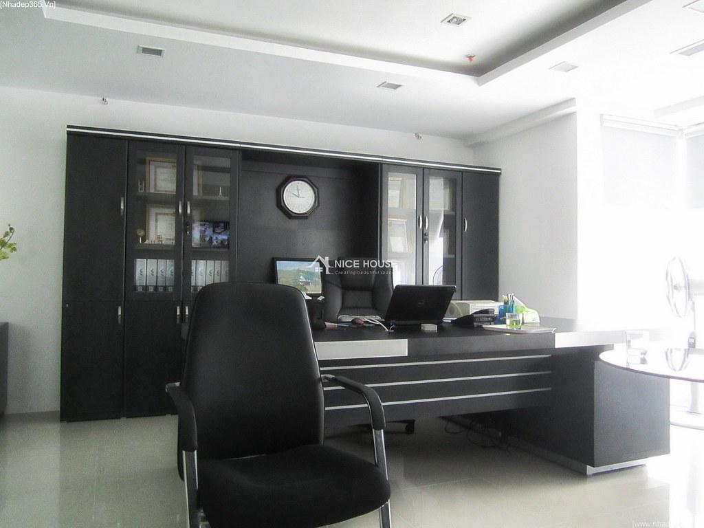 Nội thất văn phòng Y tế Nhất Minh_13