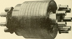 """Image from page 411 of """"Cyclopedia of applied electricity : a general reference work on direct-current generators and motors, storage batteries, electrochemistry, welding, electric wiring, meters, electric lighting, electric railways, power stations, swit"""