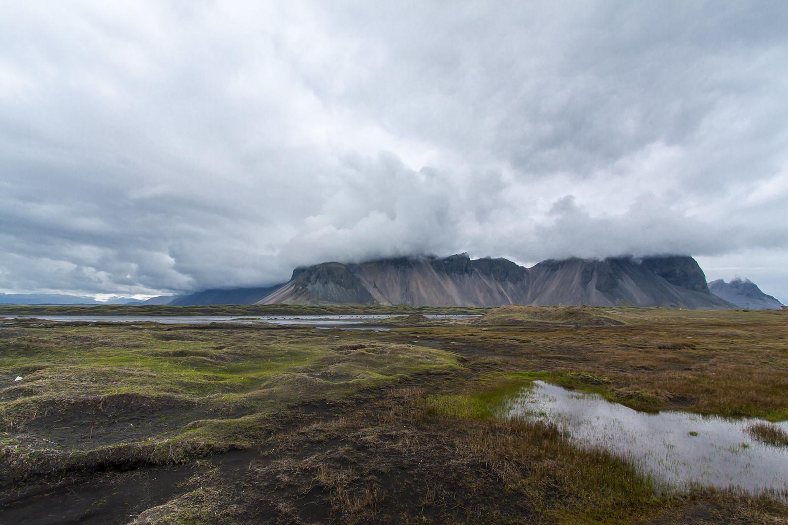 Ісландський ландшафт