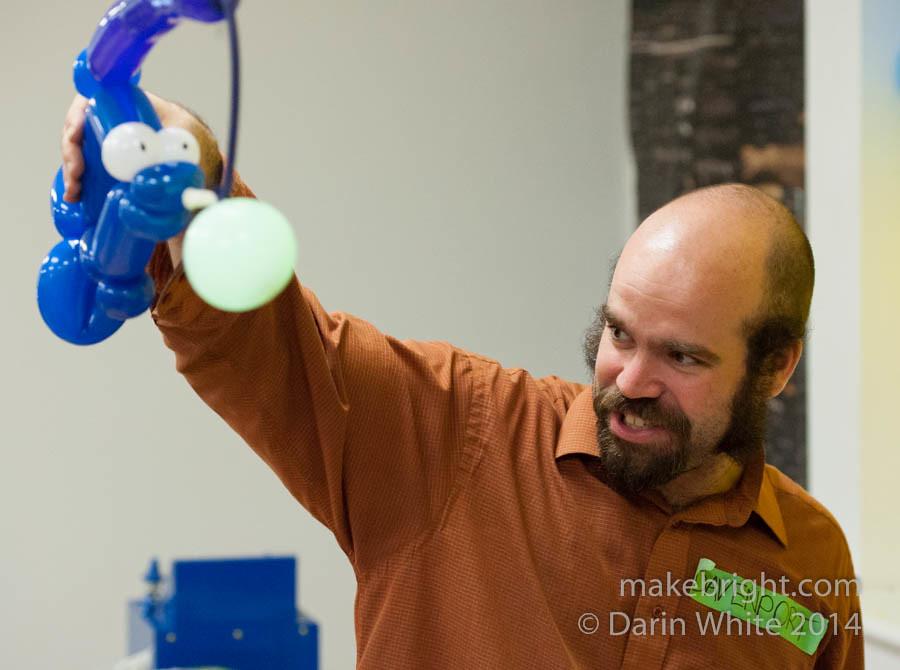 Drew Ripley balloon project - kwartzlab 348