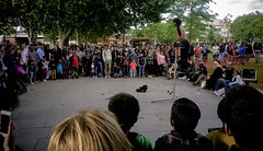 Southbank performer