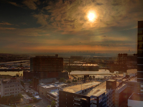 morning andy sunrise cityscape andrew vista newark aga iphone aliferis iphonography