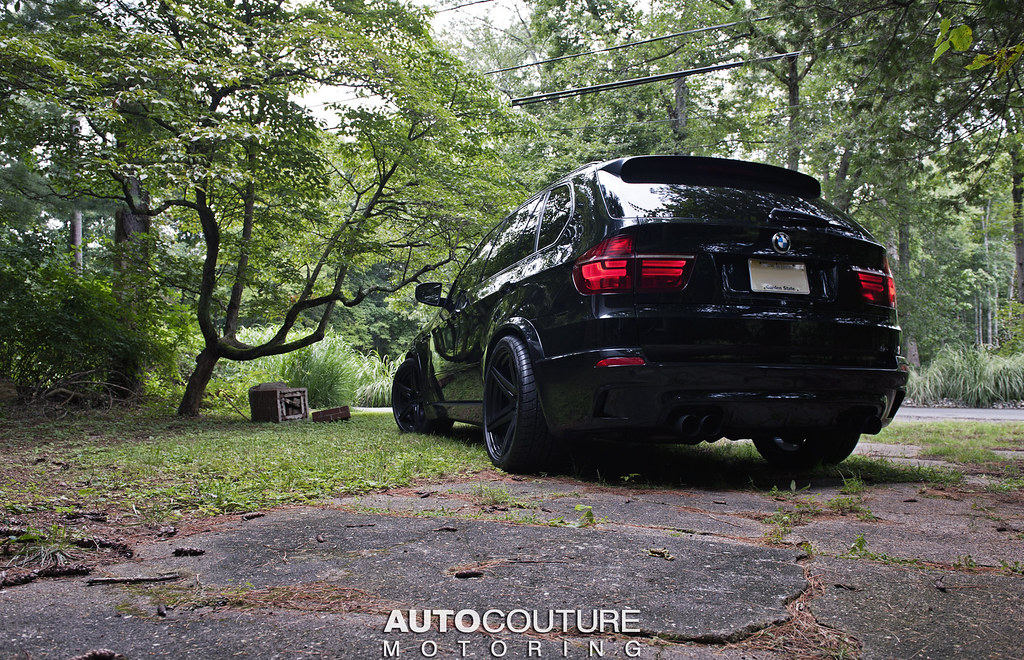 Acm Triple Black Slammed X5m