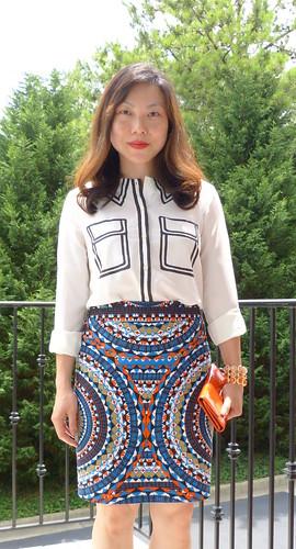 olmeda skirt