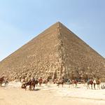 هرم خوفو Pyramid of Khufu