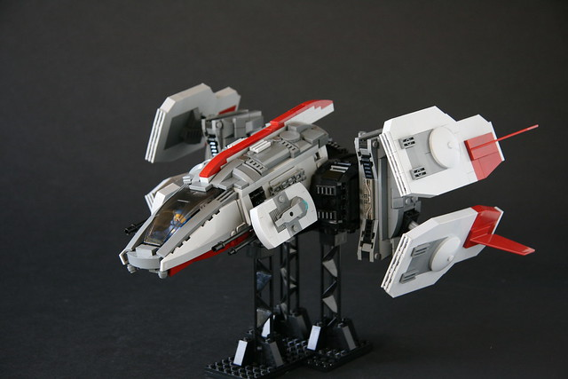 x-45 Spirit Starfighter