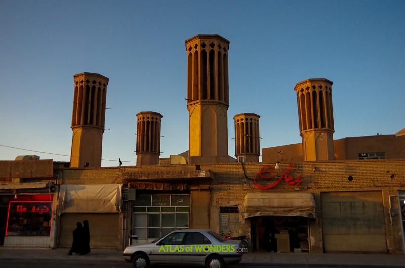 Йезд Иран