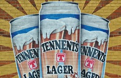 Tennent's Brewery Glasgow