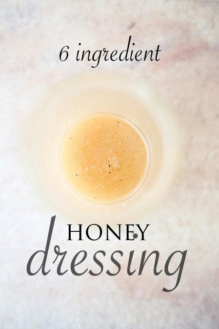 Very yummy dressing. Not to sweet, perfect blend. Super easy to make too!