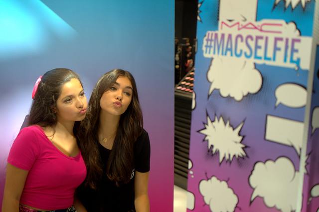 #MACSelfie